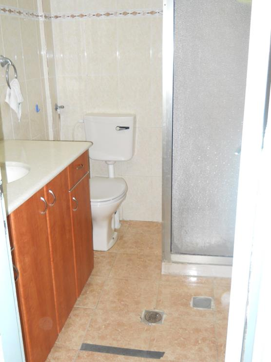 حمام غير متاح